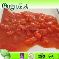 Canned crushed tomato /diced tomato/canned whole peeled tomato