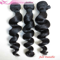 Great Feedback Fierce Natural Color 100% Virgin Perfect Lady Hair