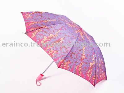Sun Flower Printed Umbrella 91CM