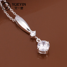 2014 latest indian artificial crystal necklace jewellery