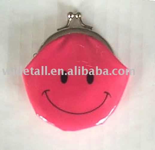 PVC bag, PVC money bag, inflatable promotion gift, PVC coin purses