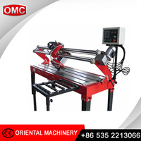 OSC-E High workmanship stone cutting table saw machine