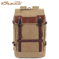 To Buy Stock Laptop Bag Hiking Canvas Promotion Backpack Bag