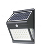 Solar Powered 16 LED Wall Mount Motion Sensor Dectection Path Light