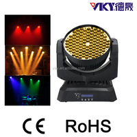 Viky Guangzhou 108Pcs *3W RGBW led moving head zoom for stage