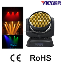 Viky Guangzhou 108Pcs *3W RGBW led moving head wash zoom stage light
