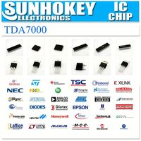 (IC)TDA7000 Integrated Circuit electronic chips laptop