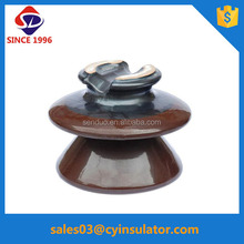 high Voltage Electric Transmission Distribution Pole with insulator