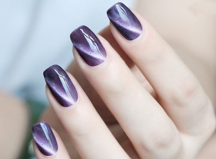 Magnetic Cats Eye Coat Top Color Gel Nail Polish with 3D Effect