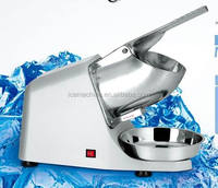 Plastic Bottom Case Electric Ice Crusher