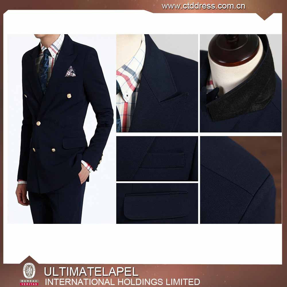 office uniform for men wool silk blend suits for men