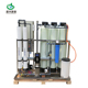 RO system unit well water filtration plant reverse osmosis equipment 500 lph