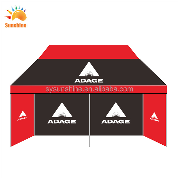 wedding party waterproof tent canopy advertising foldable promotional Canopy Stand from factory