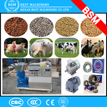 Small Home Use CE Livestock Fish Chicken Cattle Pig Poultry Feed Pellet Mill