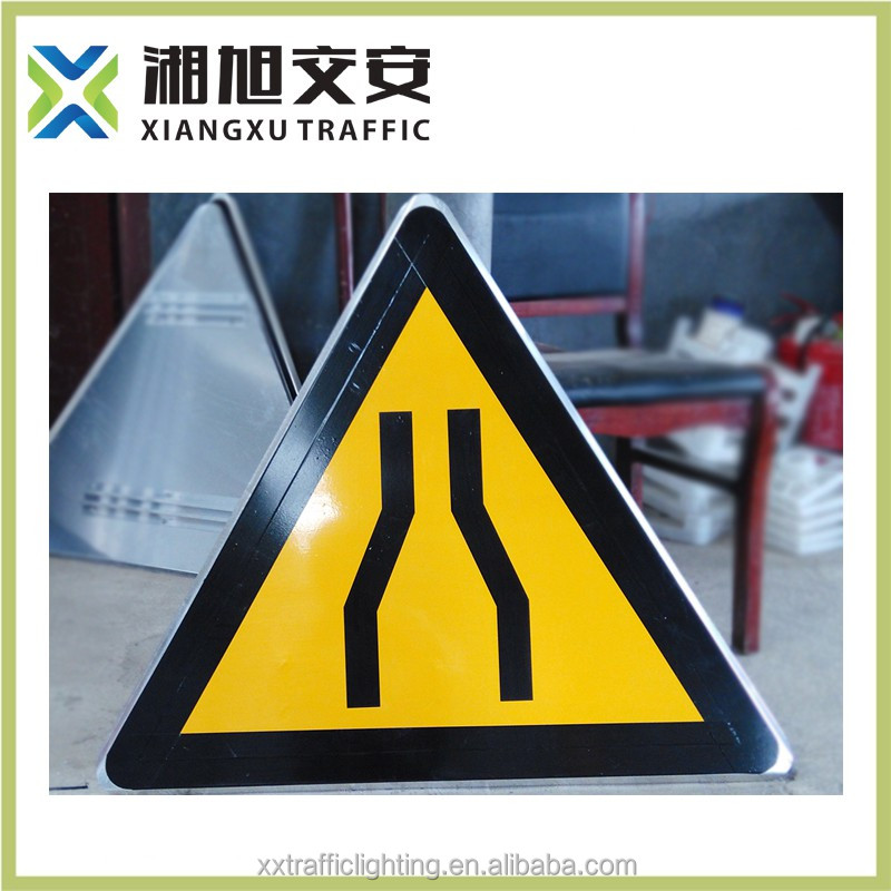 China aluminum traffic control sign/traffic sign blanks