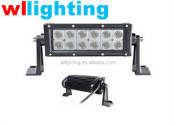 WLLIGHTING Factory 7INCH 36W CREE LED LIGHT BAR WORK FLOOD LAMP 2900LM JEEP OFFROAD SUV TRUCK 4WD