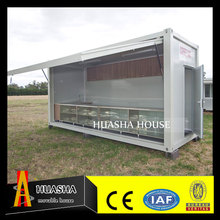 High quality mobile portable food car house design