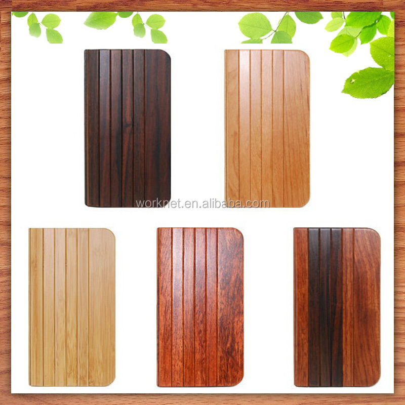 rose wood case for iphone 5 5s, for iphone 5c wood flip case, wooden wallet case for iphone 5s