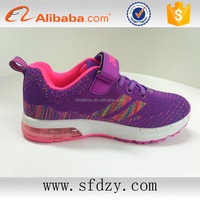 Hot sales children girls sports sneakers shoes 2016 trainers china suppliers