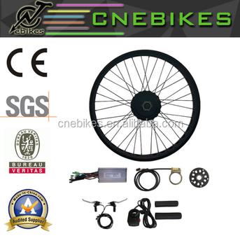 8 fun bafang G06 hub e-bike motor kit fat ebike kit