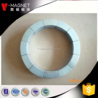Block magnet with strong holding force on sale