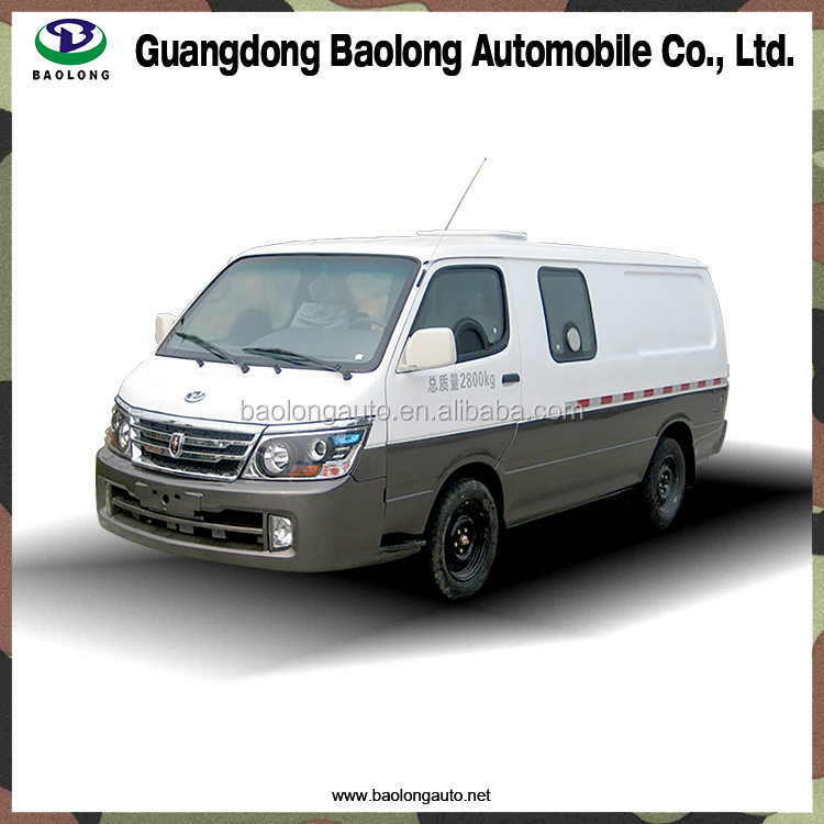 Gasoline Van, Armored cash in transit van, Armored van, 4*2, from China/TBL5031XYCF3