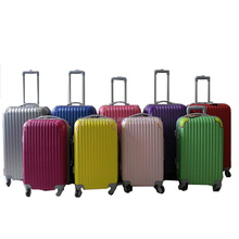 "ABS 20"" 24"" 28"" hardside shell spinner president luggage"