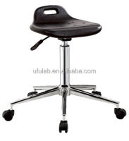 Adjustable Lab Chair Movable Metal Lab Chair Lab Stools