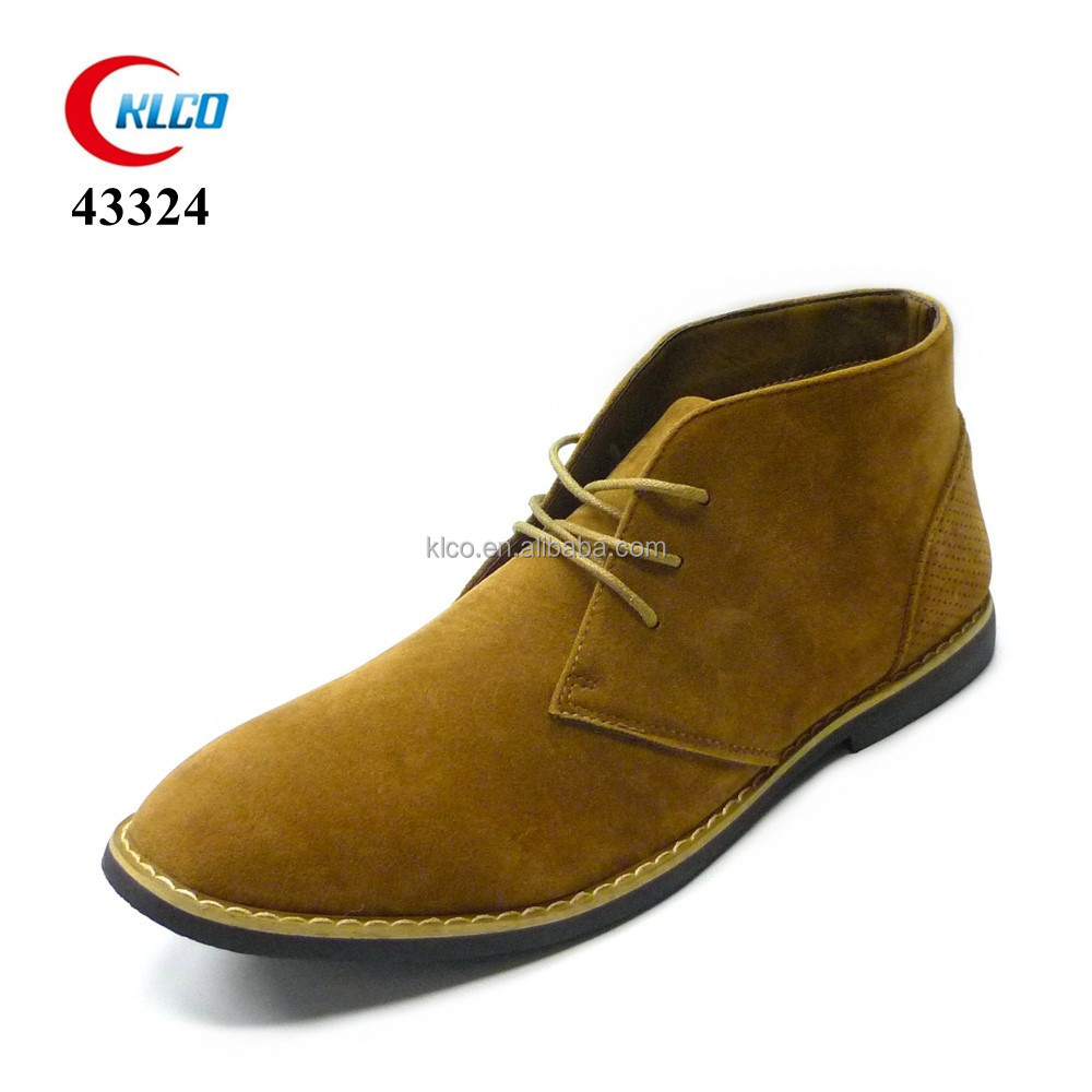 cheap wholesale 2016 casual style pu leather mens shoes