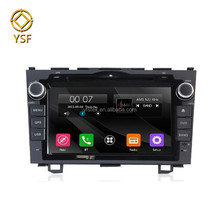 MTK MT3360 wince system stereo bluetooth radio cassette recorder car dvd player for honda crv 2007