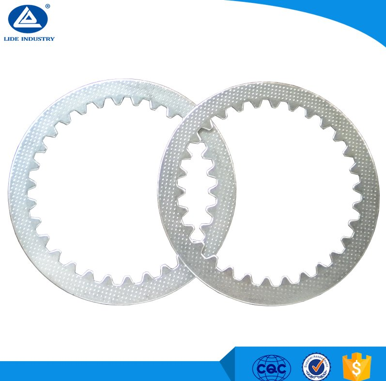 Motorcycle Parts High Quality Clutch Plates Steel Plates Clutch Disk