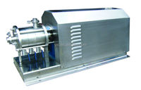 dispersion mixer in adhesive, cosmetics, chemical products, battery, foodstuff industry