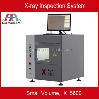 high quality used PCB x-ray inspection system X-5600 x-ray inspection machine