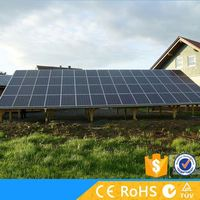 Strong Hit! on grid 2KW pv grid tie solar system with 60m cables on sale