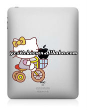 Hot sell Chinese promotional items Colorfull Skin for iPad Skin