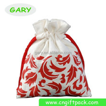 top quality cotton jewelry bags pouch export