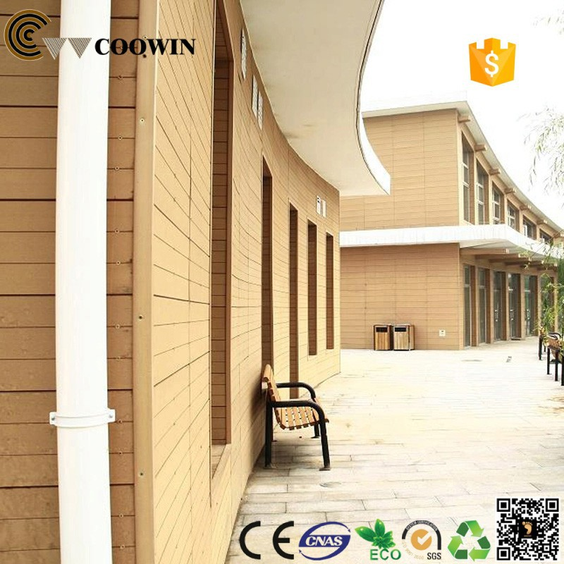 classical style 2015 the newest wpc wall cladding raw material