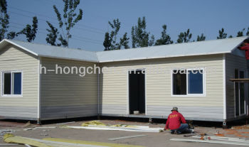 2017 prefab house China prefabricated homes