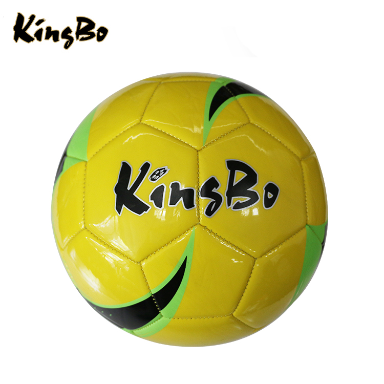TPU football kids play PU soccer ball team use PVC football