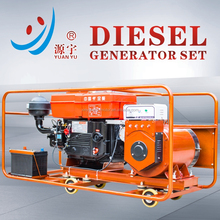 Mobile Diesel generator set 5kw-30kw for sales