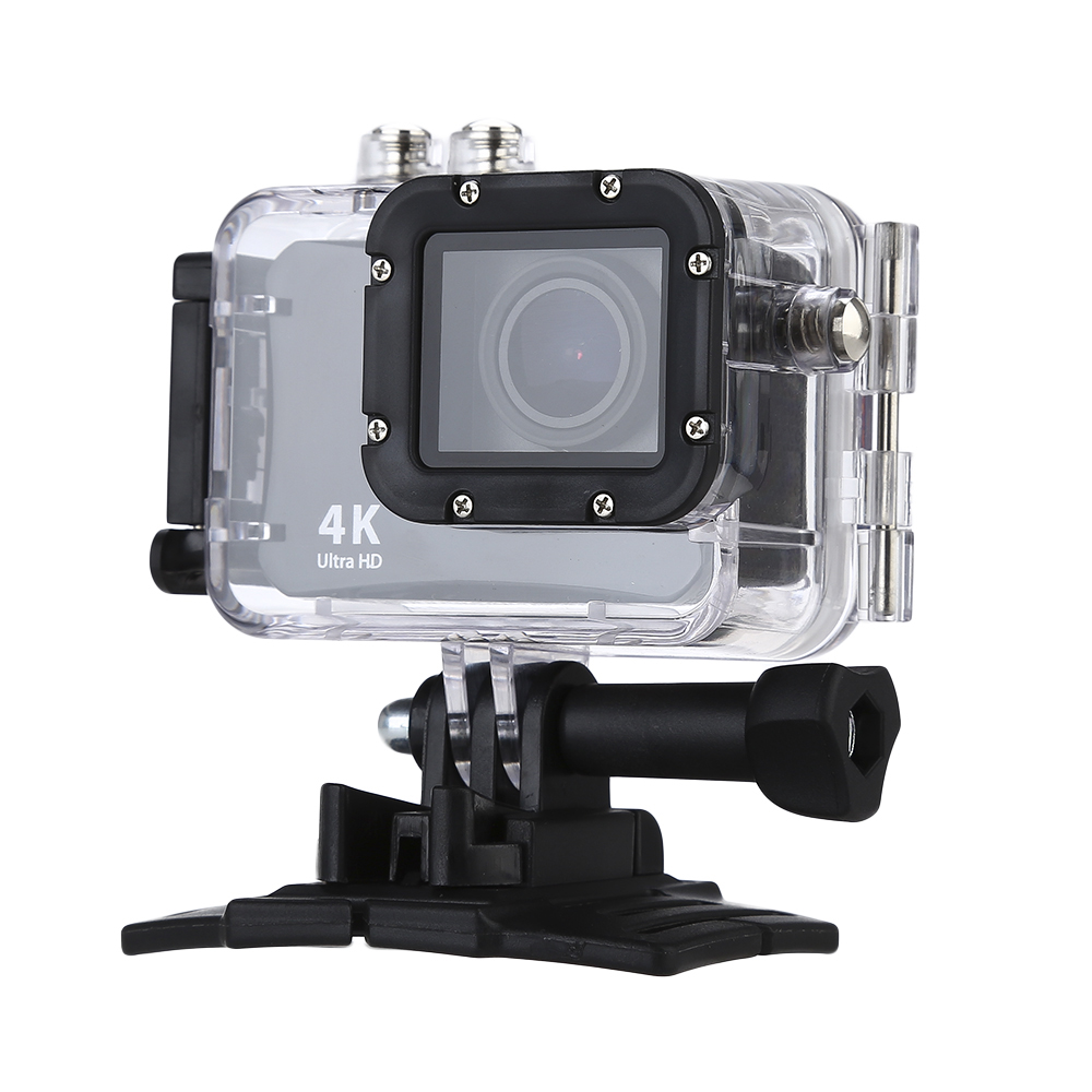 4K HD 8MP WiFi Sports Action Camera Video Camcorder USB 2.0 DV For Hiking Riding