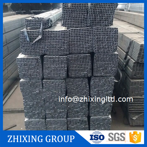 Galvanized octagonal steel tube
