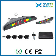 Parking sensor with LED display for car