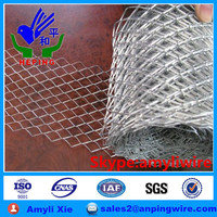 expanded metal strip / construction mesh / expanded metal mesh