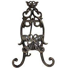European style antique beautiful metal music stand