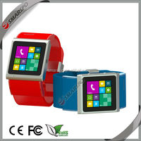 2014 shenzhen smart watch with Wifi-GPS-Bluetooth