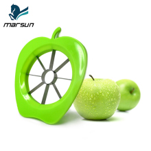 New Arrival Good Quality Product Colorful Apple Shaped Fruit Corer Cutter