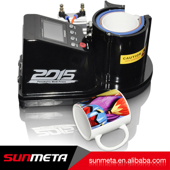 Sunmeta New Digital 11OZ Ceramic Mug Printing Machine Of ST-110