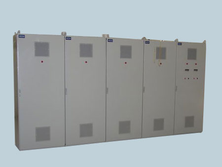 DC sheet metal power distribution panel board IP66