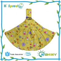 Light Yellow and Cartoon Style Child Carrier
